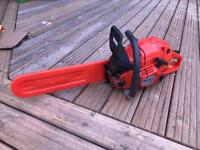 HUSQVARNA 545 chainsaw 2014