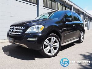 2011 Mercedes-Benz M-Class ML350 4MATIC! Only 35000kms! Easy App