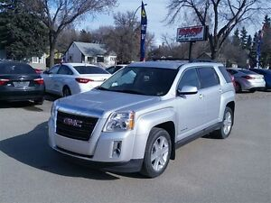 2010 GMC Terrain SLT-1 AWD, leather & sunroof