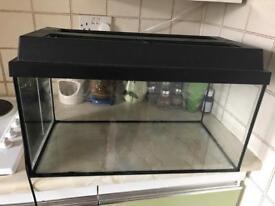 Fish tank (no light unit)