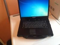 Panasonic Toughbook CF-52 Laptop i5 2.4Ghz Rugged built Laptop 4gb Memory 160gb Hard Drive