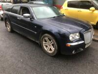 2007 07 Chrysler 300c CRD TOURING, spares or repair