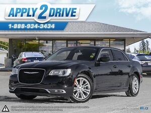 2015 Chrysler 300 Limited Loaded Leather Sunroof