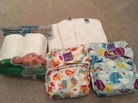 Miosolo cloth nappies