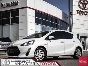 2015 Toyota Prius c UPGRADE PACKAGE WITH ONLY 33717 KMS !!