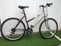 Raleigh 'Vixen' ladies bike. Hardly used serviced and cleaned