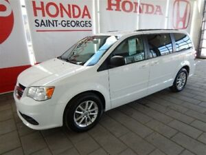 2013 Dodge Grand Caravan SXT  DVD STOW-N-GO