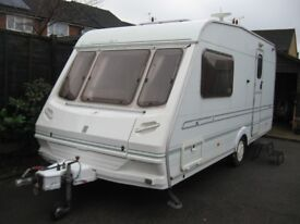 abbey expression 2 berth year 2000 with motor mover