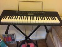 61 key Casio Keyboard