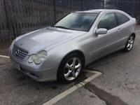 2002 mercedes coupe 6 speed manual