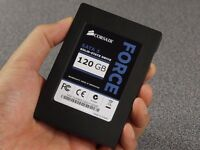 Corsair Force Series 120 6 GB SATA 3 NAND Solid State Drive SSD