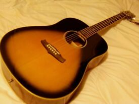 tanglewood steel string acoustic