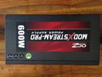 Mod Xstream-pro 600w power supply