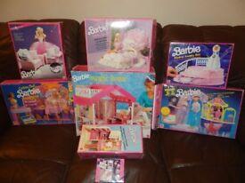 Vintage Barbie Items