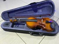 Handmade 1/2 violin for beginners