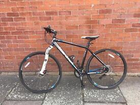 CC broadman sports bike, black Frame, road bike
