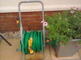 Hozelock Assembled hose cart