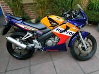 2005 Honda RS-5 Repsol CBR125 Motorbike! CBR 125