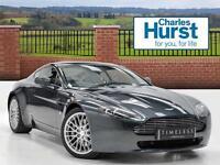 Aston Martin Vantage V8 (grey) 2009-12-30