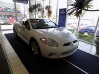 2008 Mitsubishi Eclipse GS Spyder CONVERTIBLE
