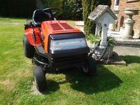 Lawnflite tractor mower