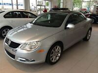 2007 Volkswagen Eos 2.0T Highline, cuir, impeccable