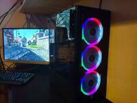 INTEL XEON i5 QUAD CORE GAMING PC COMPUTER GTX 780 3GB GPU GRAPHICS