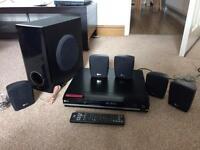 LG surround sound CD USB Recording