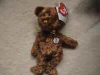 13 Ty Beanie Baby Championship Bears