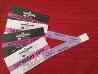 Goodwood Festival Of Speed Saturday tickets