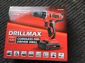 14.4 cordless drill