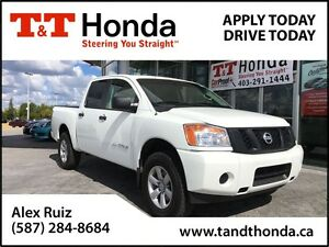2014 Nissan Titan SV *Local Truck, No Accidents, Bluetooth*