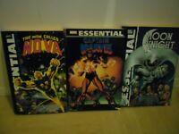 Marvel Essential |Collectors Comics