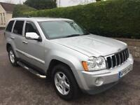Jeep Cherokee 3.0 Crd limited