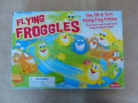 Flying Froggles