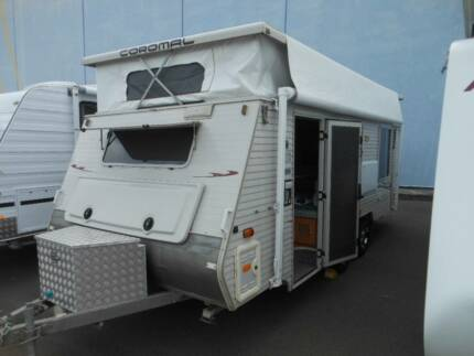 Coromal Excel 541 Pop Top; SN1963 Pialba Fraser Coast Preview