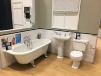 Traditional Freestanding Bathroom suite