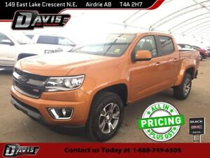 2017 Chevrolet Colorado Z71 NAVIGATION, HEATED SEATS, BOSE AUDIO