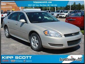 2009 Chevrolet Impala LS, Sport Pkg, Cloth, XM Tuner, A/C, V6