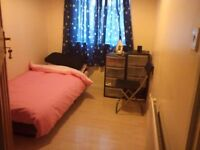 Tidy single room available in a house for sisters only @290/month inc bills