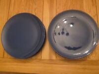 8 x Large IKEA Dinner Plates/Chargers