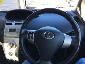Toyota Yaris (07) 1ltr 3dr low miles