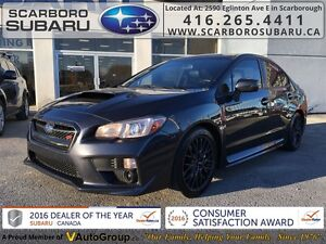 2015 Subaru WRX STi FROM 1.9% FINANCING AVAILABLE, PLEASE CONTAC