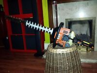 "stihl hs75,hs80 ""30 hedge trimmer in very good condition!as hs74,hs85"