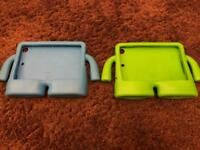 2 iPad mini cases - perfect for kids
