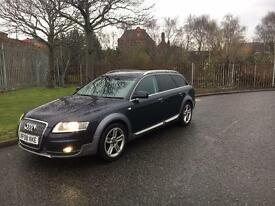 2008/08 Audi A6 Allroad 3.0 TDI V6 QUATTRO✅240BHP AUTO✅FULL SERVICE HISTORY✅1 OWNER FROM NEW✅NAV