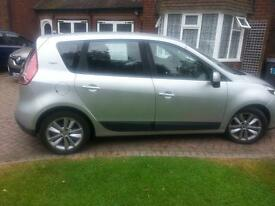 Renault Scenic I Music DCI 1.5 Diesel Silver For Sale