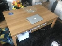 FREE TO COLLECT Large Ikea Coffee Table