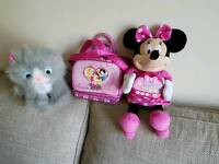 toys animagic Molly, handbag and minie