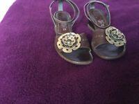 Women's sandals size 38